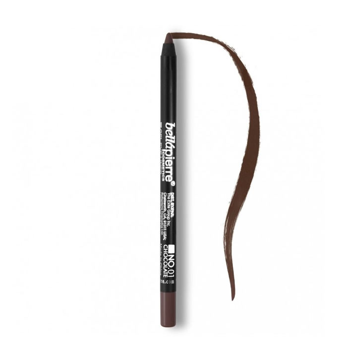 Bellapierre Gel Eye Liner - 01 Chocolate