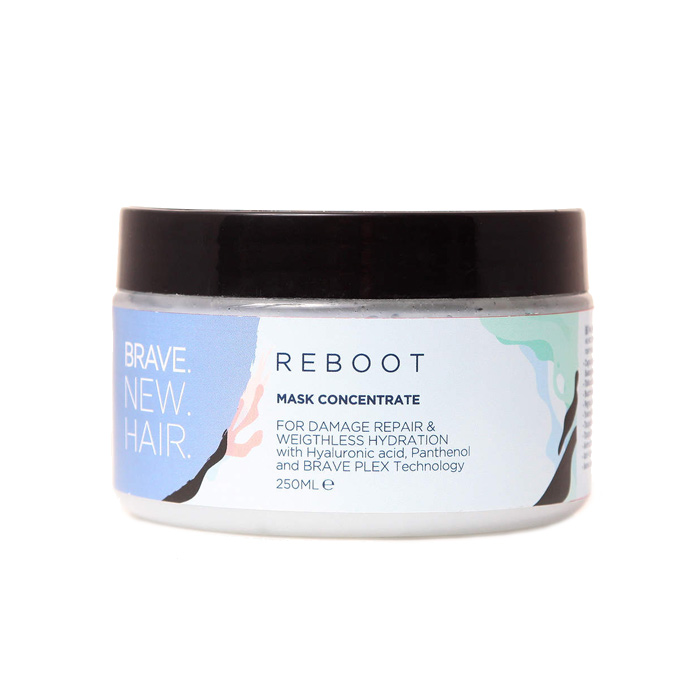 Brave. New. Hair. Reboot Mask Concentrate 250ml