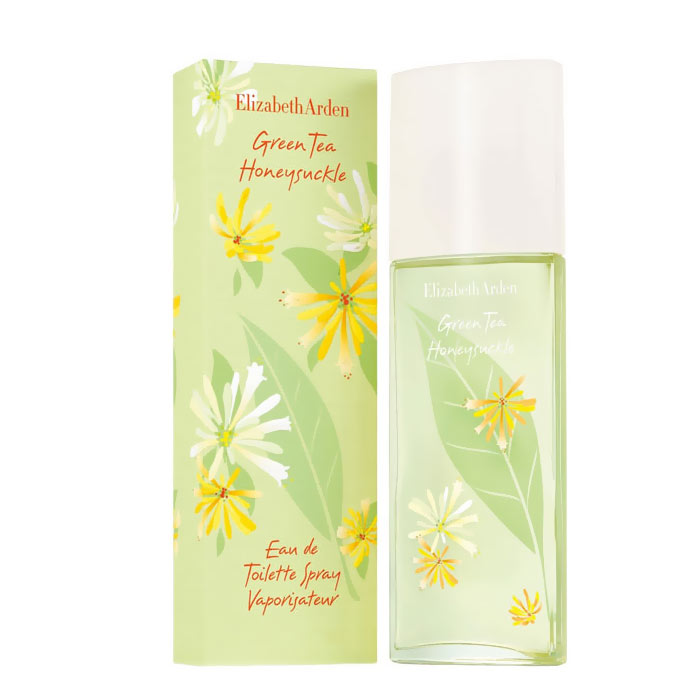 Elizabeth Arden Green Tea Honeysuckle Edt 100ml