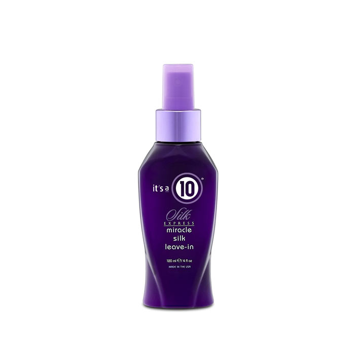 It s A 10 Silk Express Miracle Silk Leave-in 120ml