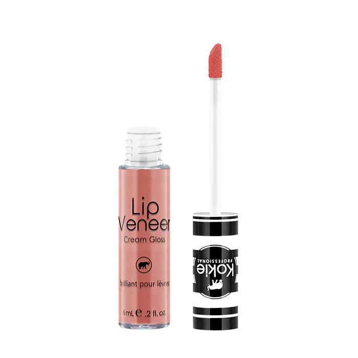 Kokie Lip Veneer Cream Lip Gloss - Invincible