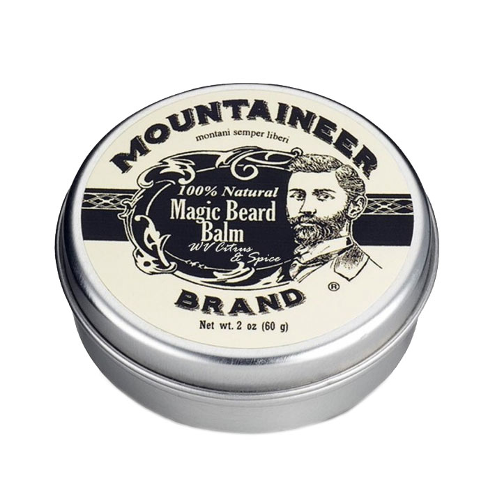 Mountaineer Brand Citrus & Spice Beard Balm 60g