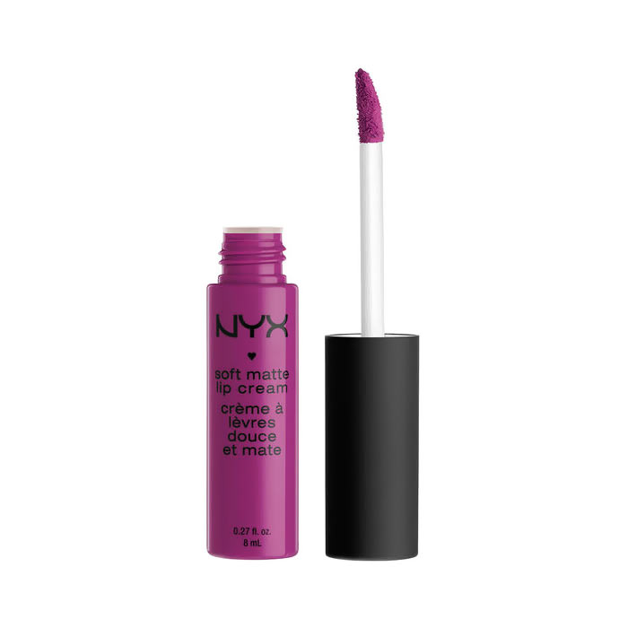 NYX PROF. MAKEUP Soft Matte Lip Cream Seoul