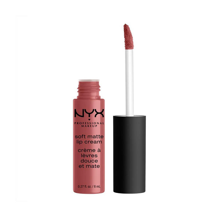 NYX PROF. MAKEUP Soft Matte Lip Cream Shanghai