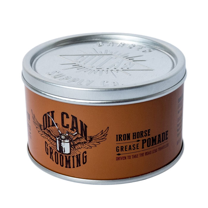 Oil Can Grooming Grease Pomade 100ml