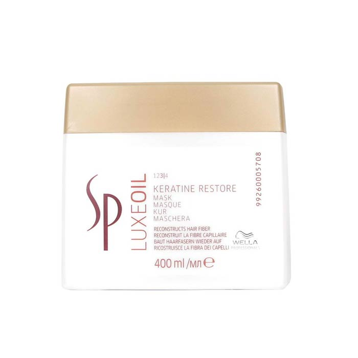 Wella SP LuxeOil Keratine Restore Mask 400ml