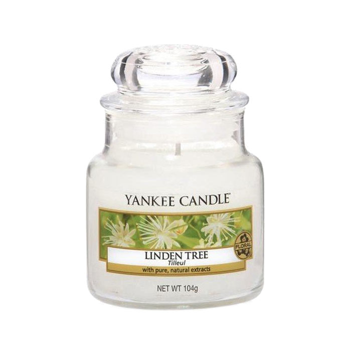 Yankee Candle Classic Small Jar Linden Tree 104g