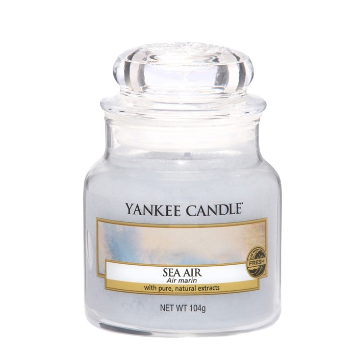 Yankee Candle Classic Small Jar Sea Air Candle 104g