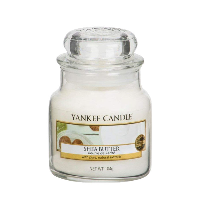 Yankee Candle Classic Small Jar Shea Butter 104g